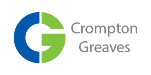 Crompton-Greaves logo kleur
