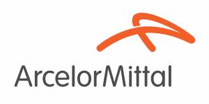 arcelormittal logo kleur